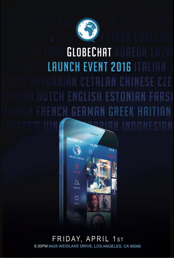 Globechat Launch