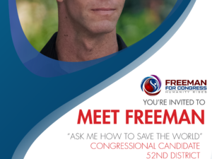 Freeman for Congress