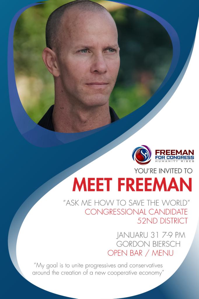 Freeman for Congress