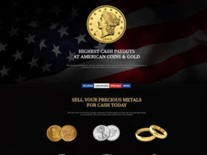 American Coins and Gold